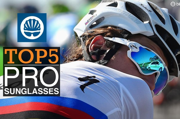 Top 5 pro cycling sunglasses
