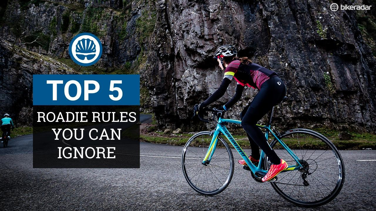 Top 5 roadie rules you can safely ignore
