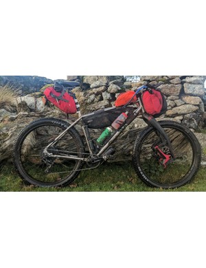 Top 5 upgrades for the ultimate bikepacking rig