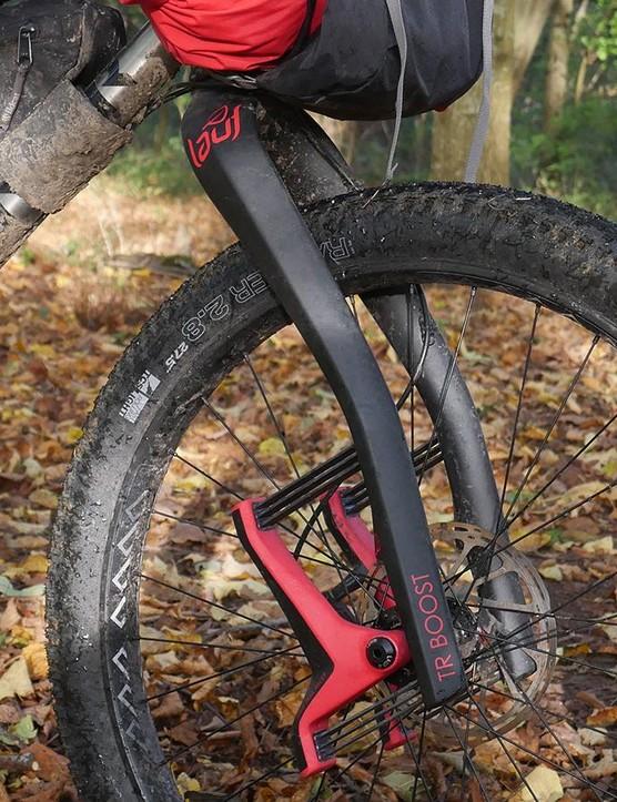 Lauf's Trail Racer Fork