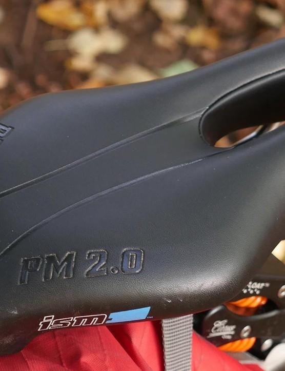 ISM's PR 2.0 saddle