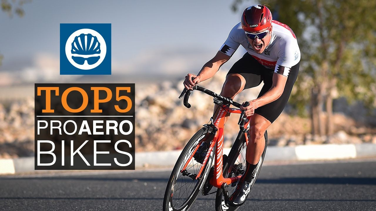 Top five pro aero road bikes of 2016