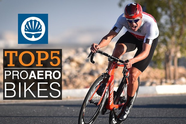 Top five pro aero road bikes of 2016