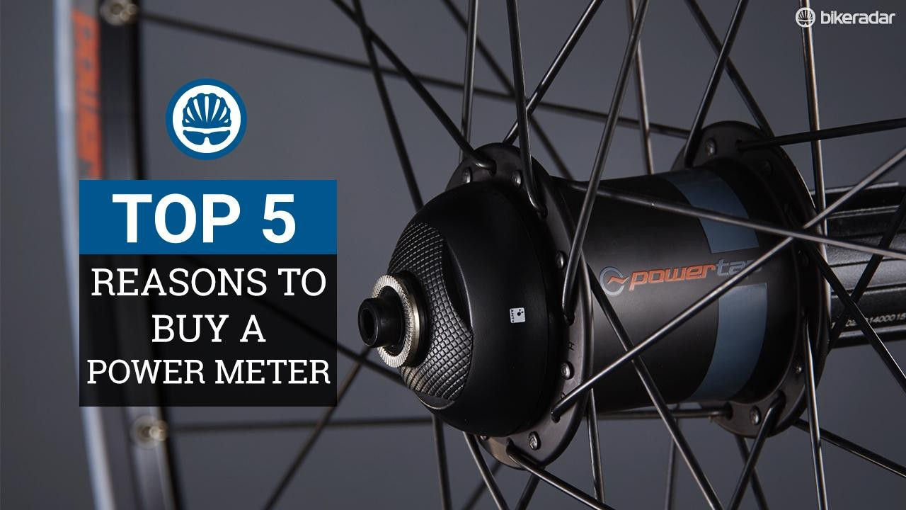 Five reasons to buy a power meter
