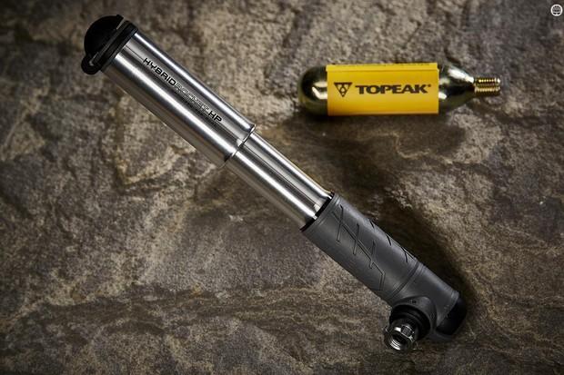 Topeak's Hybrid Rocket HP combi-pump