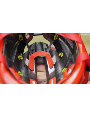 The Velocis is a well-ventilated MIPS helmet
