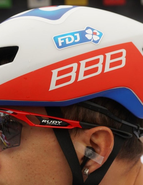BBB also has a variety of road helmet options for its riders