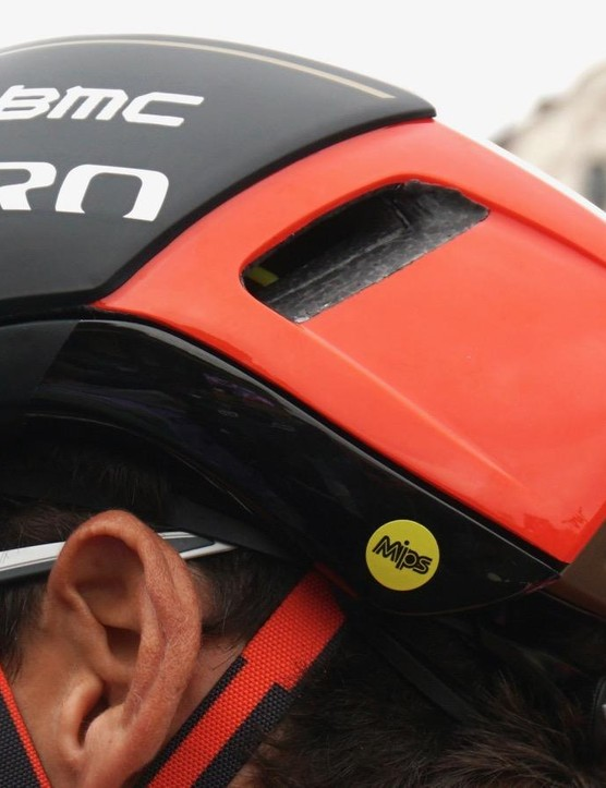 Olympic champion Greg Van Avermaet gets bold highlights on his Vanquish