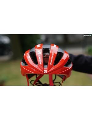 Bontrager overhauled its Velocis helmet for better aerodyanmics