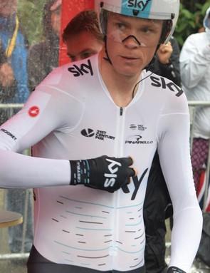 Castelli's Body Paint 4.0 speed suit