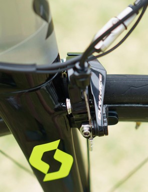 The Foil RC is built around direct mount brakes