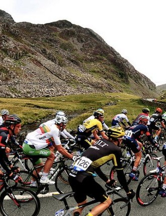 Here's your chance to get really close to the Tour of Britain action