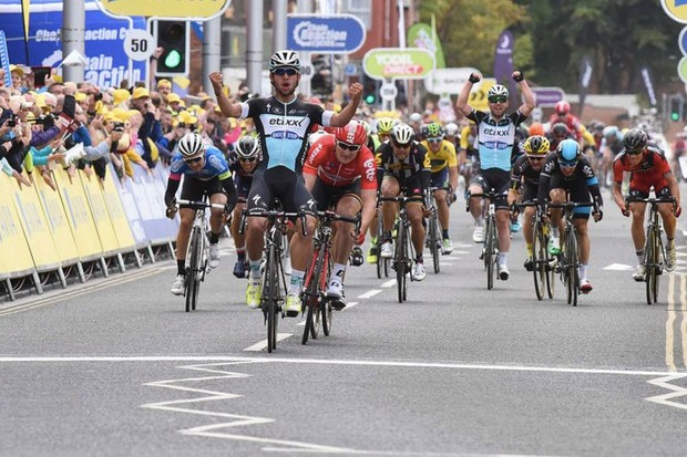 Mark Cavendish is the man to beat in the bunch sprints
