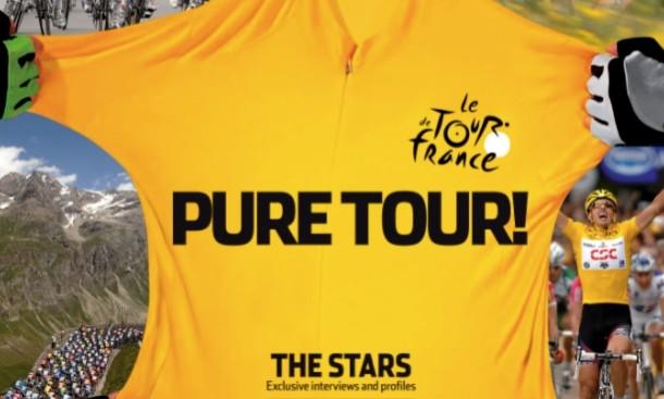 The 2008 Procycling Tour de France guide.