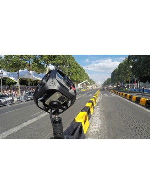 GoPro Omni camera rigs were used at the most recent Tour de France