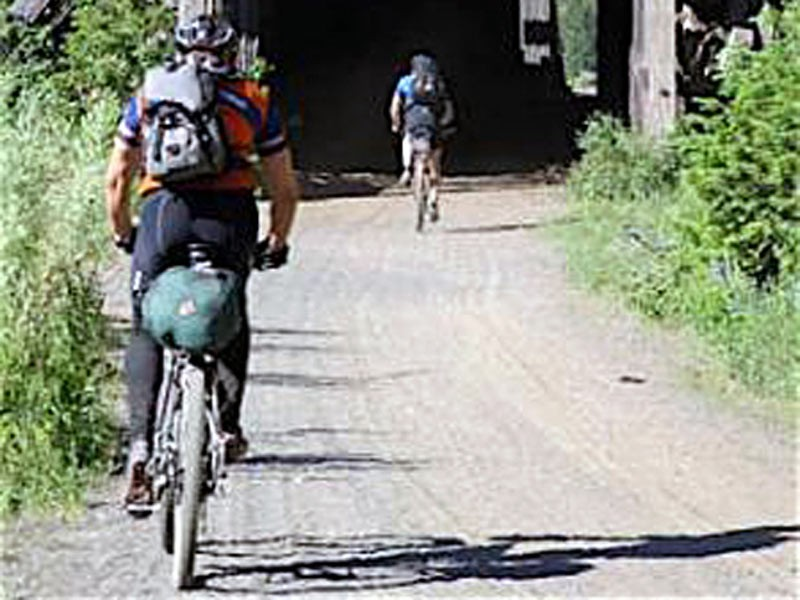Great Divide mountain bike racers get second option