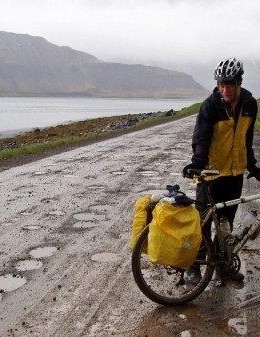 Through six weeks of touring around Iceland, the extra hand position was a massive bonus on my flat-barred bike