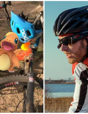 Augmented reality is about more than just catching Pokémon (specifically, Charmander), it could also be a useful tool for cyclists in the near future