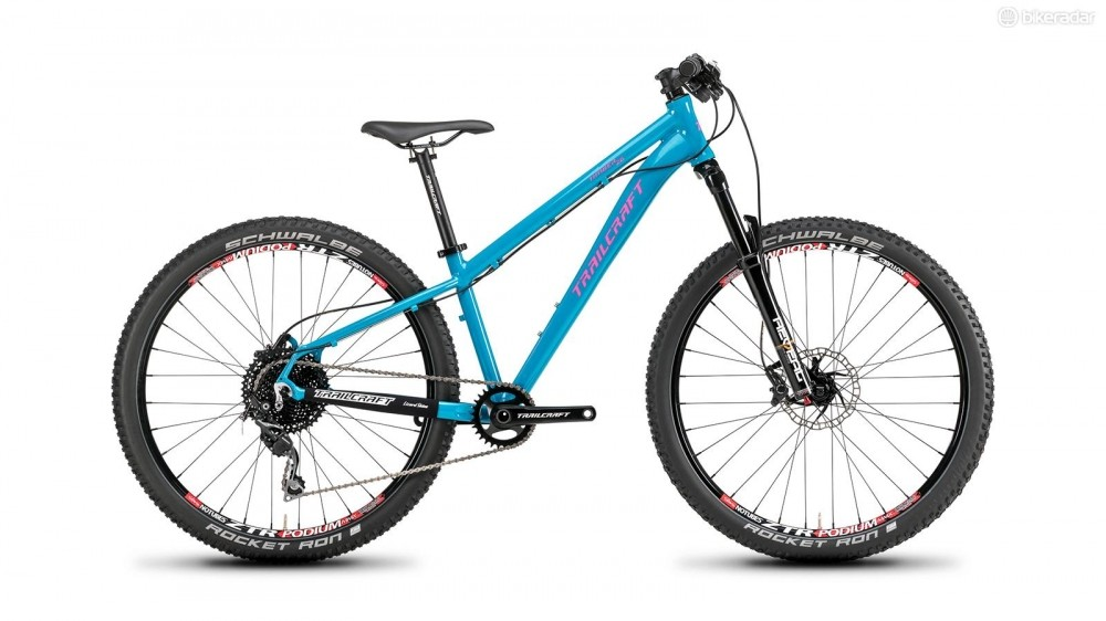 Trailcraft Cycles has launched the Timber 26
