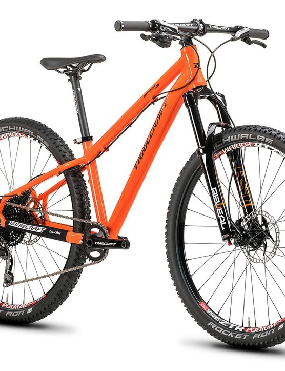 The Timber 26 is designed for riders in the 4'9
