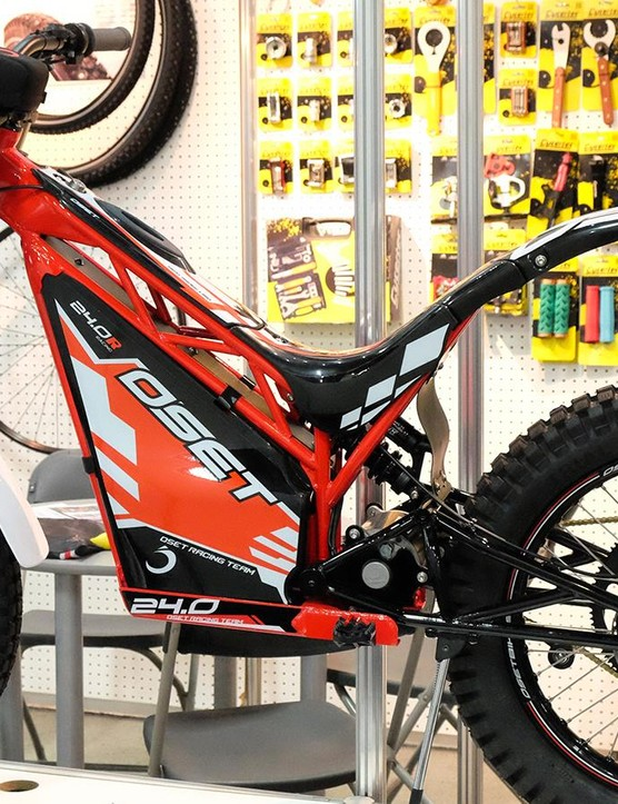 Regardless of how you feel about e-MTBs, everyone can get behind the awesomeness of e-trials motos