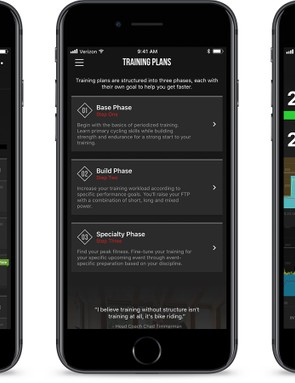 TrainerRoad is laser-focused on interval workouts, which you can do a la carte or as part of a tailored plan
