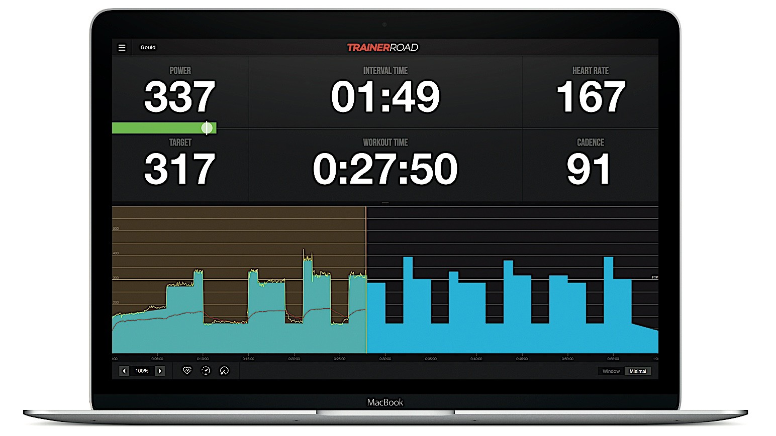Training software, such as TrainerRoad, are a great way to manage and analyse your data
