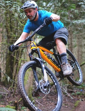 Transition is launching a pair of carbon hardtails