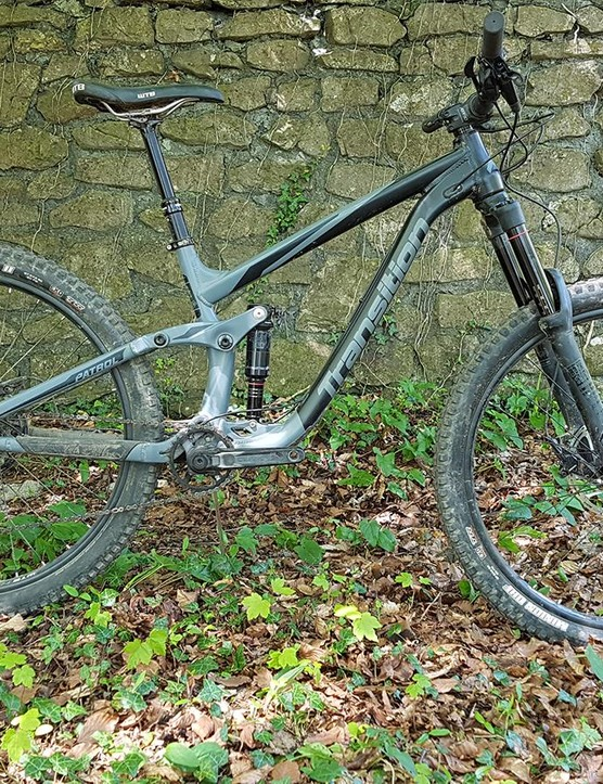 The Patrol is Transition's long-travel 650b enduro bike