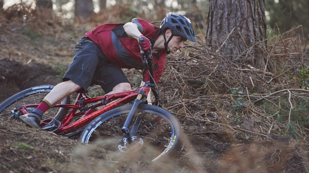 The Traverse is pitched as a trail bike, but it could equally serve as an XC racer
