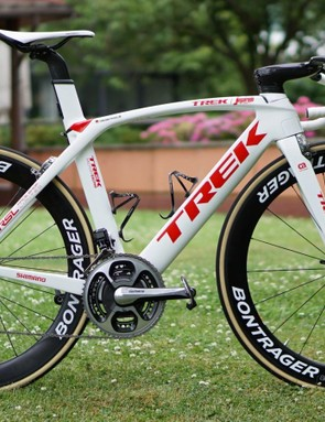 Trek's Bontrager wheels and saddles are raced at the sport's highest levels