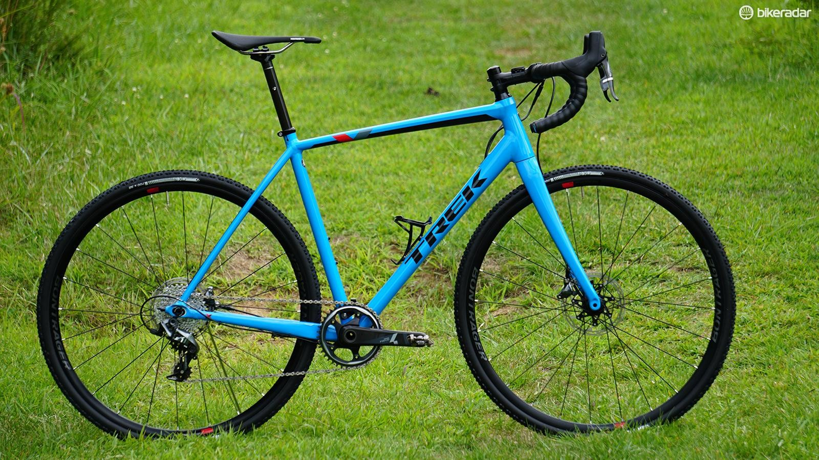 Trek Crockett 7 Disc cyclocross bike
