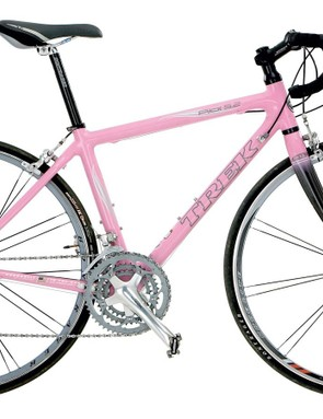 Here is the women's specific Trek Pilot 5.2 WSD