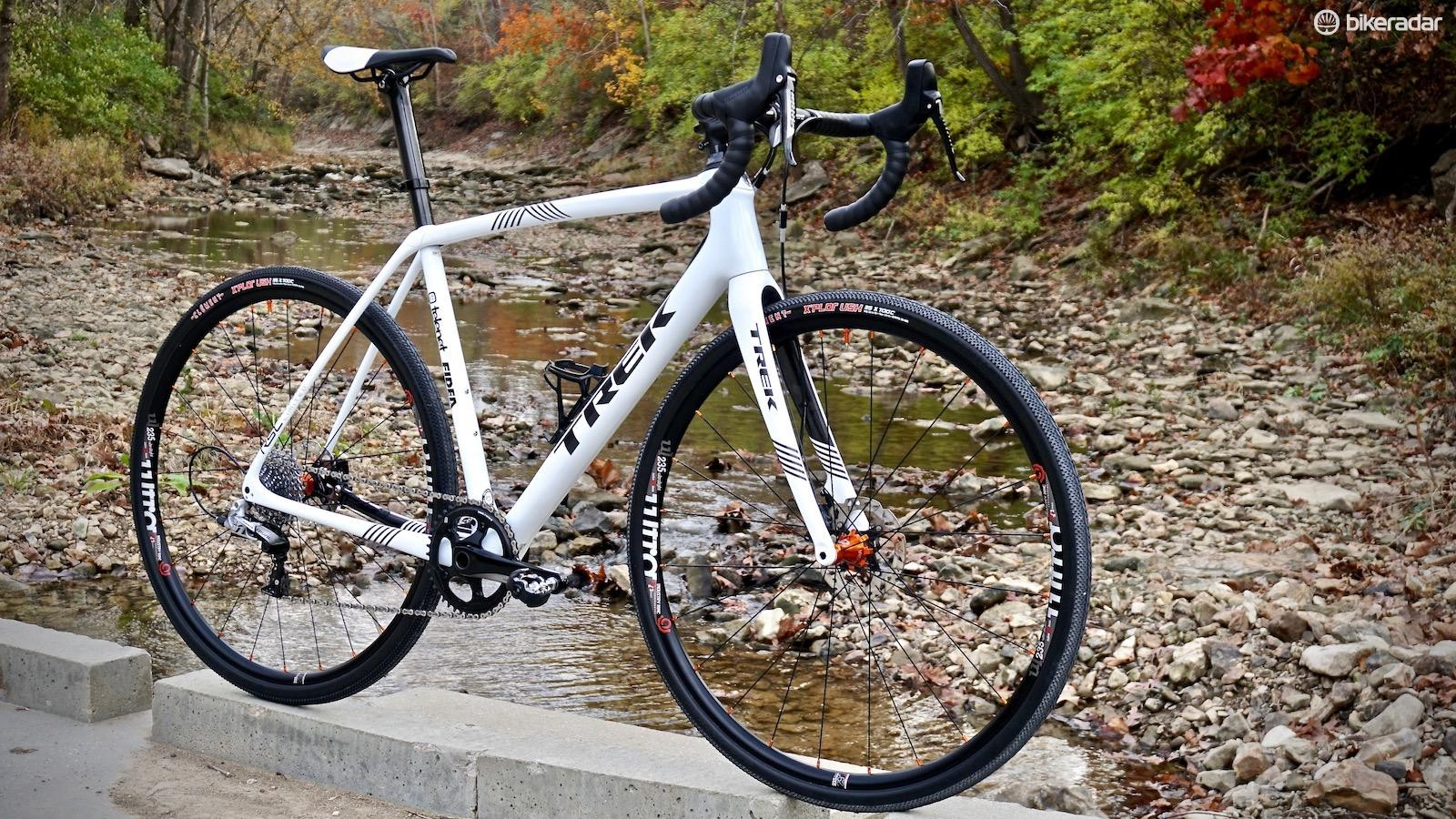 Although late to the party, the Boone went through the same evaluation process and parts kit as every other contender for best cyclocross bike