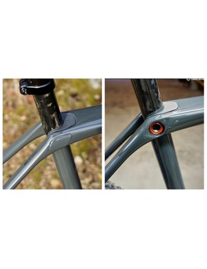 ISO Speed hides behind a pair of covers, making for an elegant solution to rear-end compliance