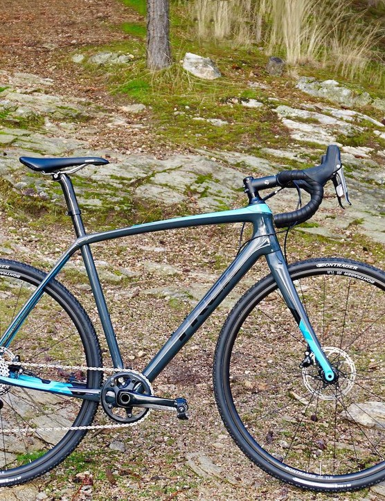 The all-new Trek Boone Disc brings maximum technology to the 'cross arena