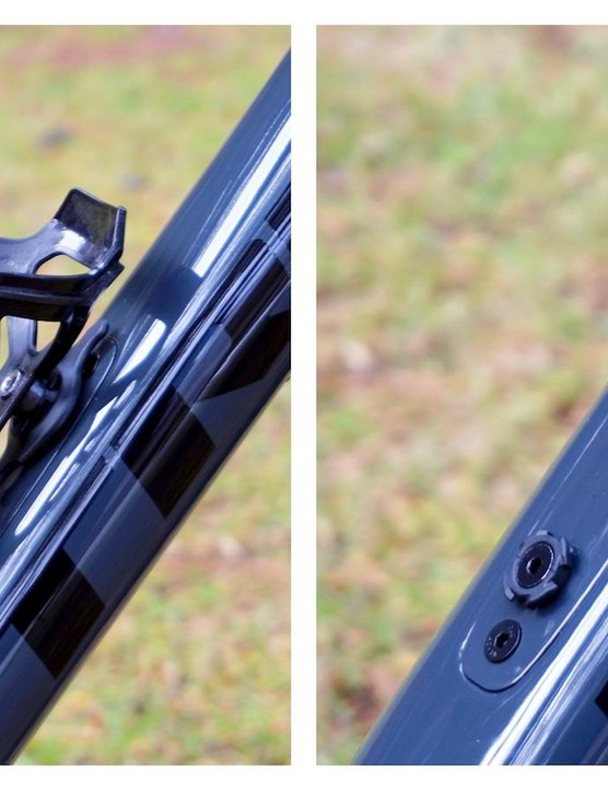 Major updates to the new Boone include 12mm thru-axles front and rear and flatmount brake mounting