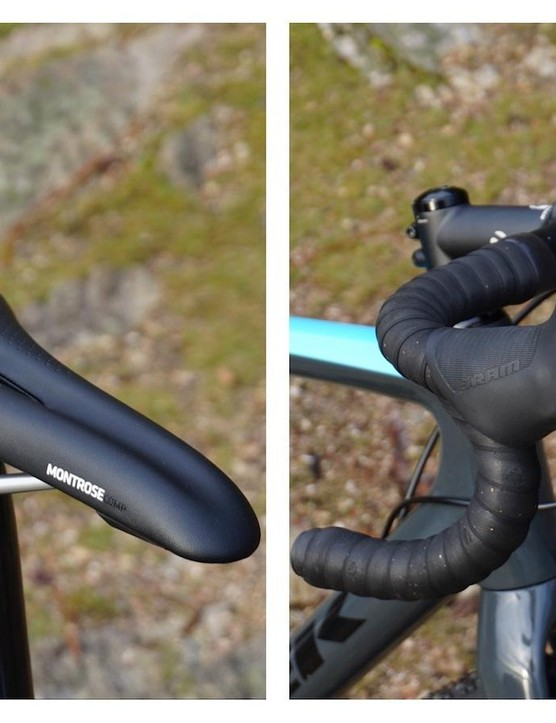 With a rider-centric Precision Fit program, Trek bikes come equipped with ride-ready, comfortable cockpits