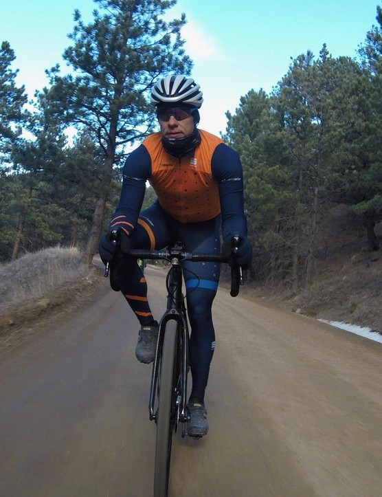 Dirt roads abound near Boulder, and most you can ride on 25mm tires. But, there's typically more fun on something bigger