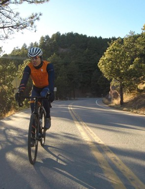 For a gravel tire, the G-Ones feel great — relatively fast and fairly supple — on paved roads