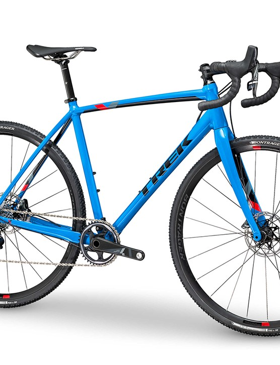 Trek has redesigned the Crockett cyclocross bike