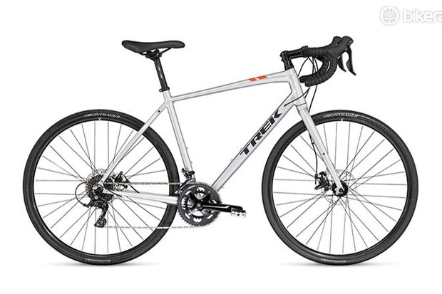 Trek says the CrossRip is for workday commute to weekend adventure