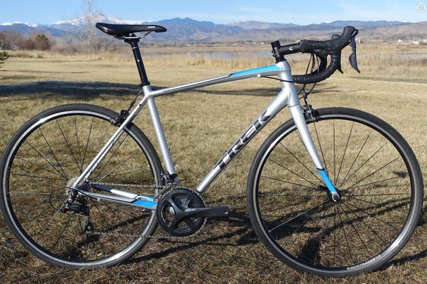 Trek's Domane AL 3 delivers good looks and nearly great performance for only $900
