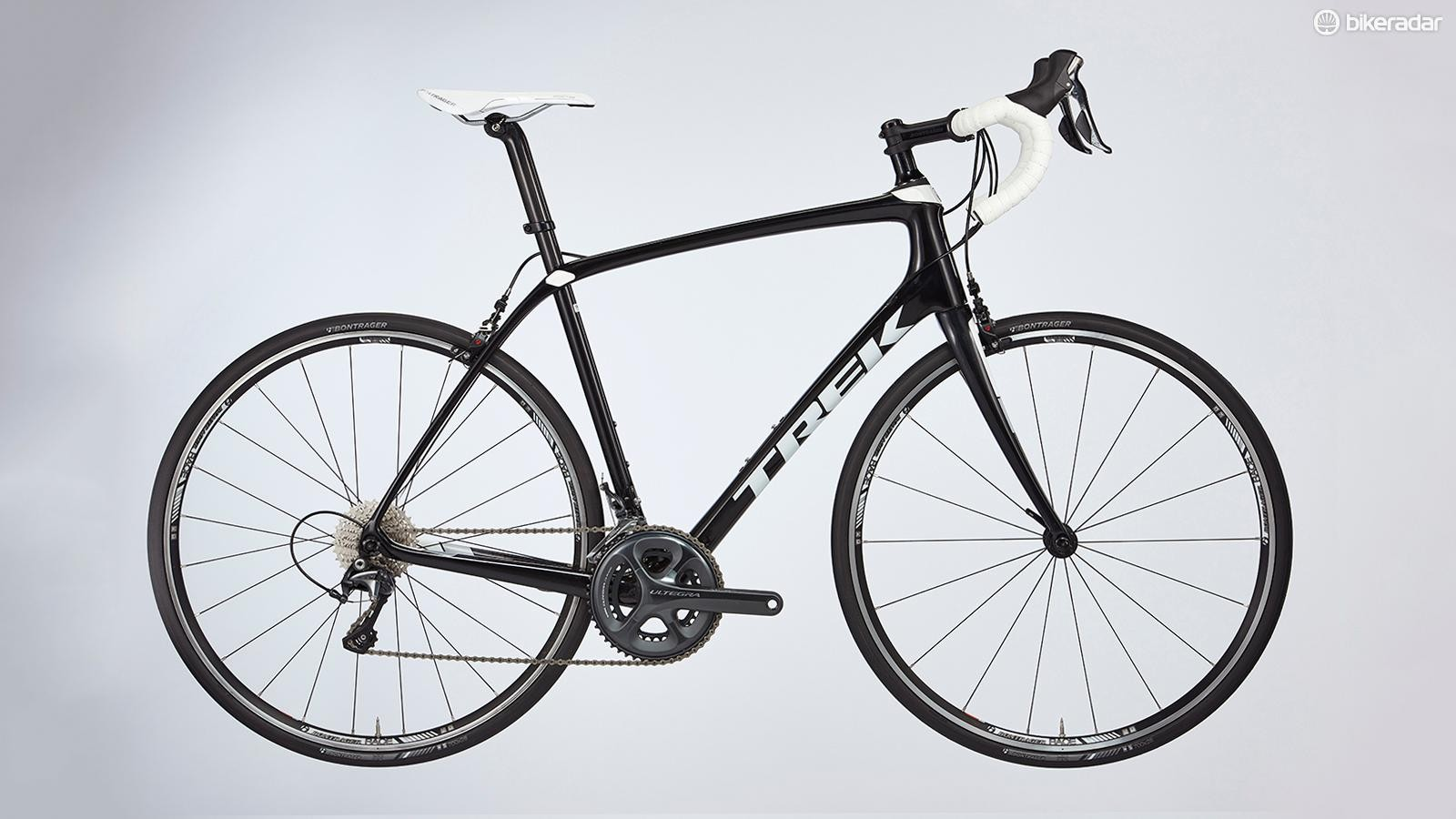 The Trek Domane now gets IsoSpeed at both ends