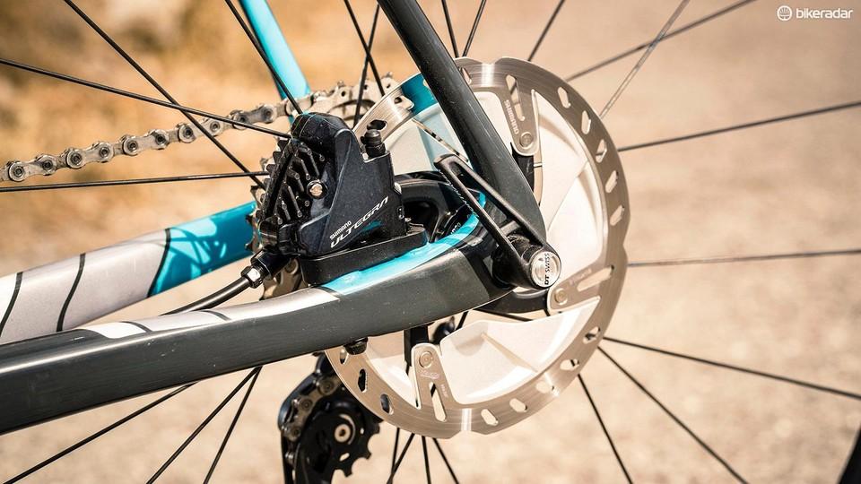 12715fdcc62 Trek Domane SL 6 Disc Women's Road Bike review - BikeRadar