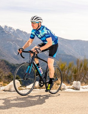 Riding the Trek Domane SL 5 is a great experience
