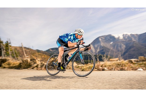Now even the more affordable carbon Domane gets front and rear IsoSpeed