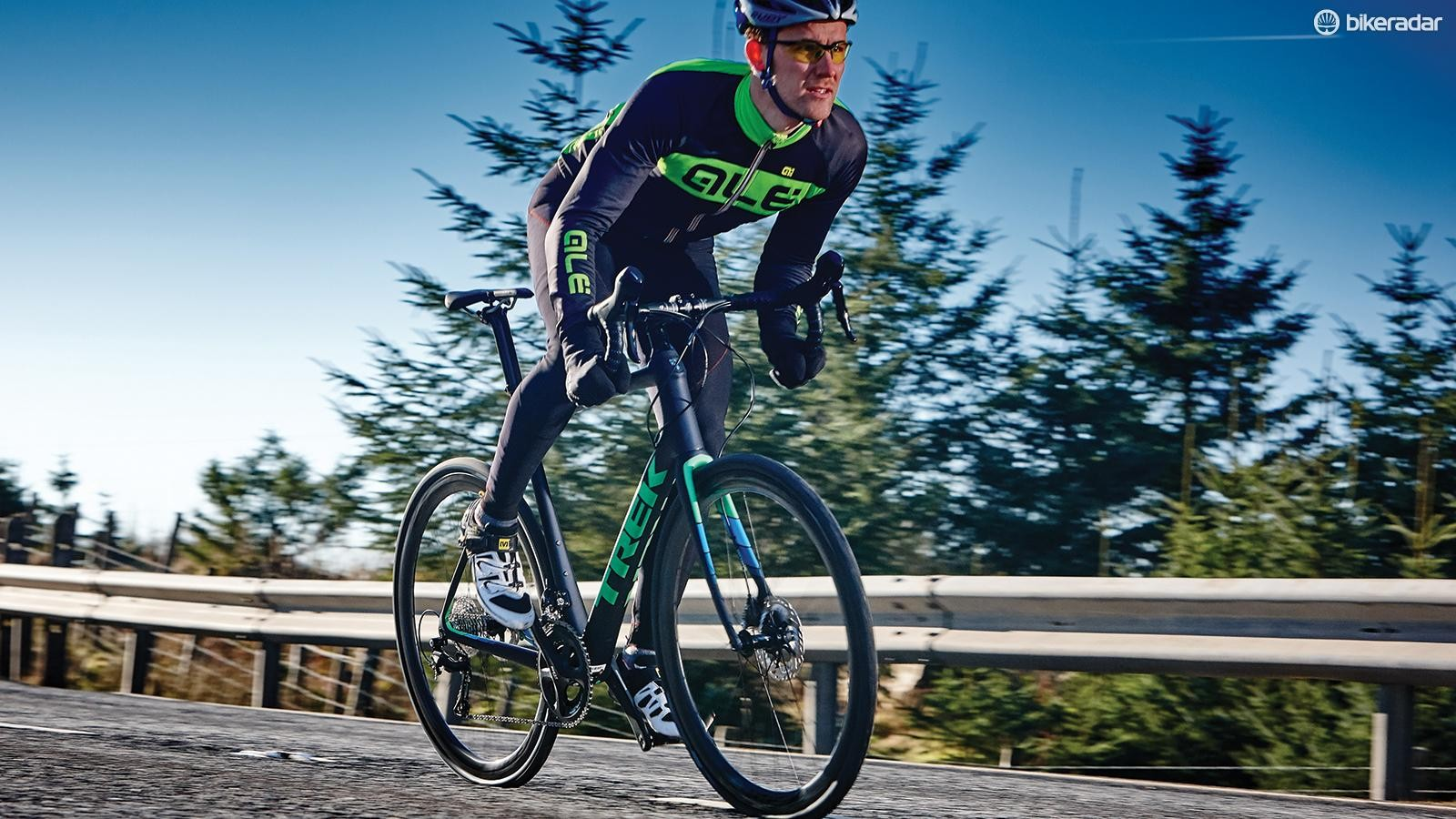 The SL crushes road buzz until it's not a factor, but you still get enough feedback to judge grip