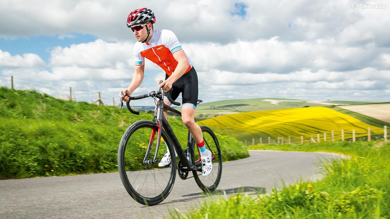 When it comes to travelling quickly, the Domane SLR is as effective as any road bike available