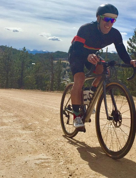 Want to get a low, racy position on a bike made for rough roads? Now you can